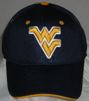West Virginia Mountaineers Elite One Fit Hat