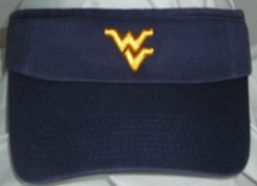 West Virginia Mountaineers Visor