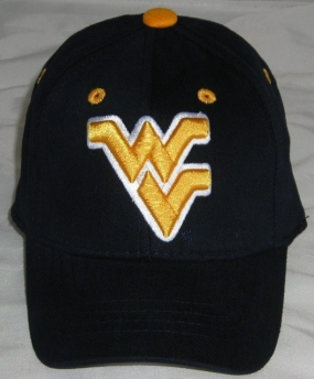 West Virginia Mountaineers Infant One Fit Hat