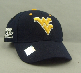 West Virginia Mountaineers Adjustable Hat