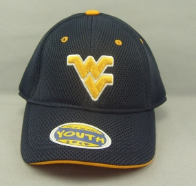 West Virginia Mountaineers Youth Elite One Fit Hat