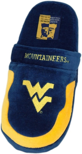 West Virginia Mountaineers Slippers