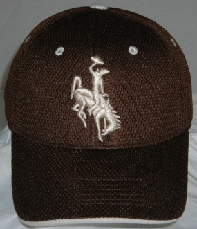 Wyoming Cowboys Elite One Fit Hat