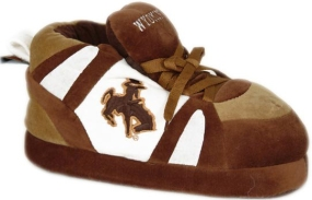 Wyoming Cowboys Boot Slippers