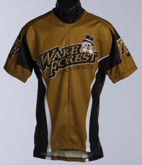 Wake Forest Demon Deacons Cycling Jersey
