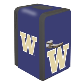 Washington Huskies Portable Party Refrigerator