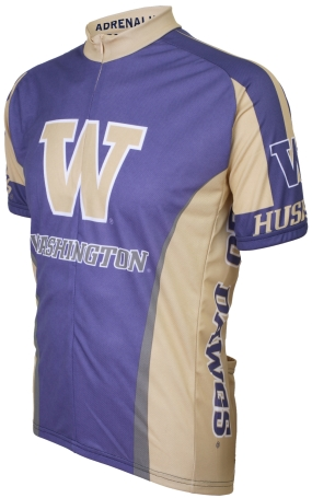 Washington Huskies Cycling Jersey