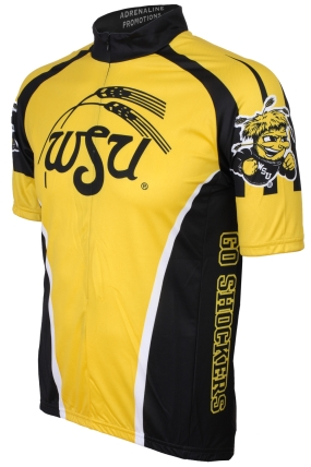 Wichita State Shockers Cycling Jersey