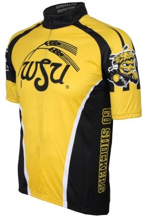 Wichita State Shockers Cycling Jersey