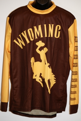 Wyoming Cowboys Mountain Bike Jersey