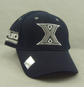 Xavier Musketeers Adjustable Hat