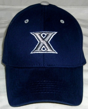 Xavier Musketeers Youth Team Color One Fit Hat