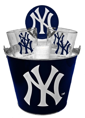New York Yankees Gift Bucket Set