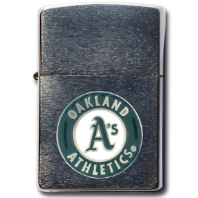 MLB Zippo Lighter - Oakland Athletics