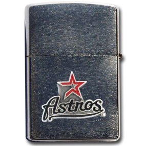 MLB Zippo Lighter - Houston Astros