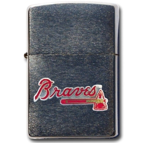 MLB Zippo Lighter - Atlanta Braves