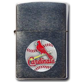 MLB Zippo Lighter - St. Louis Cardinals