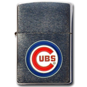 MLB Zippo Lighter - Chicago Cubs