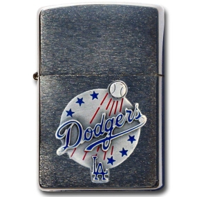 MLB Zippo Lighter - Los Angeles Dodgers