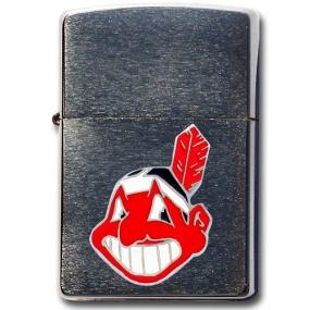 MLB Zippo Lighter - Cleveland Indians