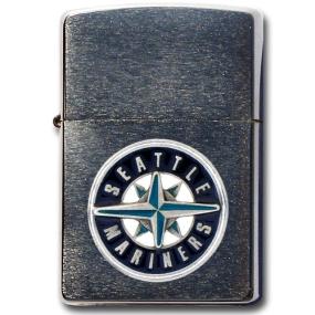 MLB Zippo Lighter - Seattle Mariners