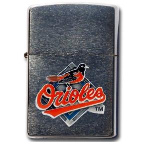 MLB Zippo Lighter - Baltimore Orioles