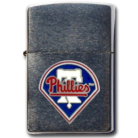MLB Zippo Lighter - Philadelphia Phillies