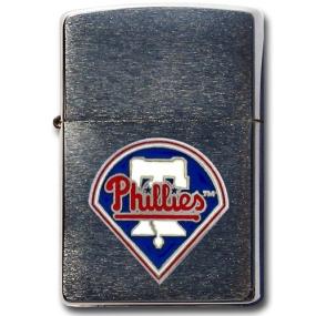 MLB Zippo Lighter - Philadelphia Phillies