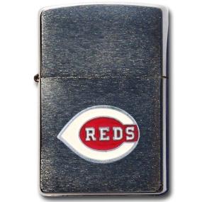 MLB Zippo Lighter - Cincinnati Reds