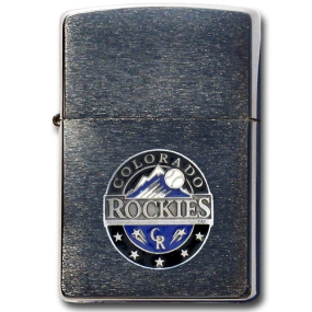 MLB Zippo Lighter - Colorado Rockies