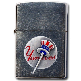 MLB Zippo Lighter - New York Yankees