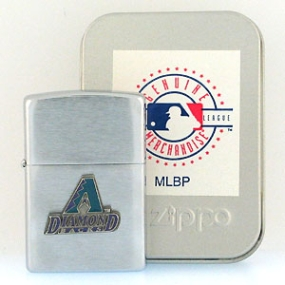 MLB Zippo Lighter - Arizona Diamondbacks