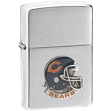 NFL Zippo Lighter - Bears Helmet