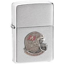 NFL Zippo Lighter - Buccaneers  Helmet