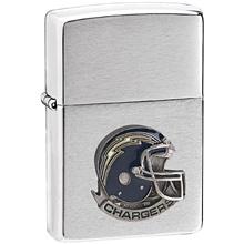 NFL Zippo Lighter - Chargers Helmet