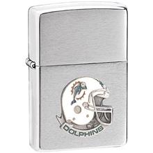 NFL Zippo Lighter - Dolphins Helmet
