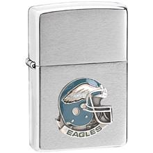 NFL Zippo Lighter - Eagles Helmet