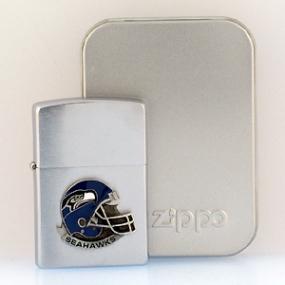 NFL Zippo Lighter - Seahawks Helmet