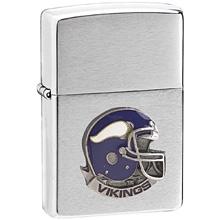 NFL Zippo Lighter - Vikings Helmet
