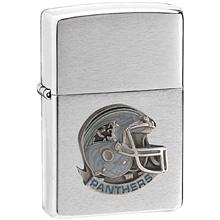 NFL Zippo Lighter - Panthers Helmet