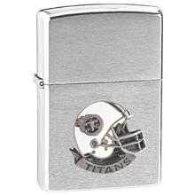 NFL Zippo Lighter - Titans Helmet