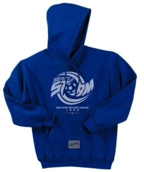 Seattle Storm Hooded Sweatshirt
