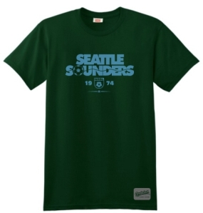 Seattle Sounders 1974 T-Shirt