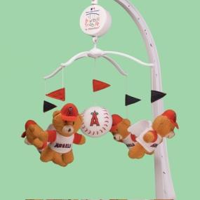 Anaheim Angels Mascot Mobile