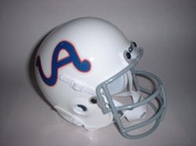 1973 Arizona Wildcats Throwback Mini Helmet