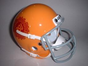 1976 Arizona State Sun Devils Throwback Mini Helmet
