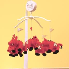 Arkansas Razorbacks Mascot Mobile