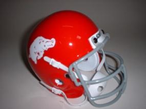 1964 Arkansas Razorbacks Throwback Mini Helmet