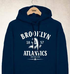 Brooklyn Atlantics Clubhouse Vintage Hoody