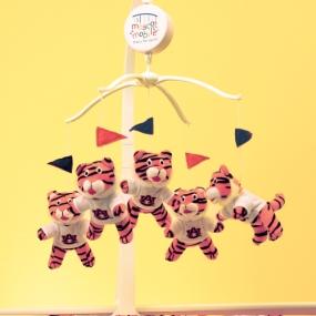 Auburn Tigers Mascot Mobile